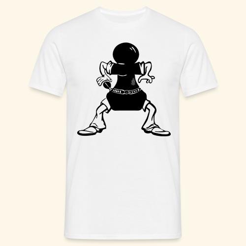 scacchi pedone - Maglietta da uomo