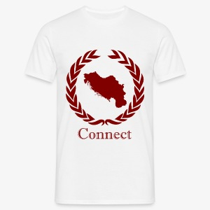 CONNECT COLLECTION LMTD. EDITION RED - Men's T-Shirt