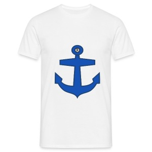 BLUE ANCHOR CLOTHES - Men's T-Shirt