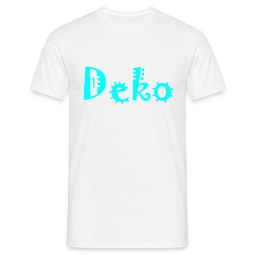 Deko - Männer T-Shirt