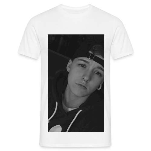 Jamie_whatiswrongwithyou - Männer T-Shirt