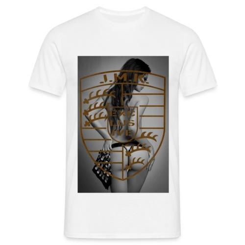 JMK Girl Grey - Männer T-Shirt