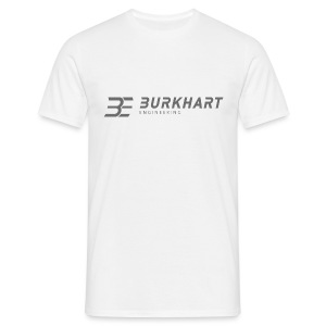 Burkhart Engineering_Logo - Männer T-Shirt