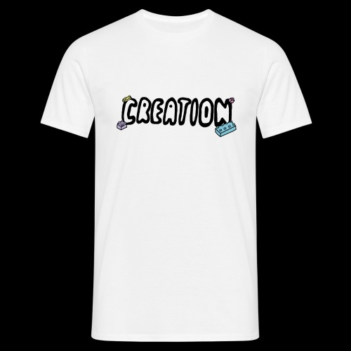 Creation Tee by NoNameSupply - Men's T-Shirt