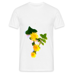 Margaritas 3d by The Cat Project - Camiseta hombre