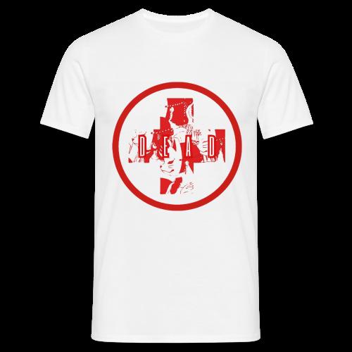 DEAD INARI RED - Men's T-Shirt