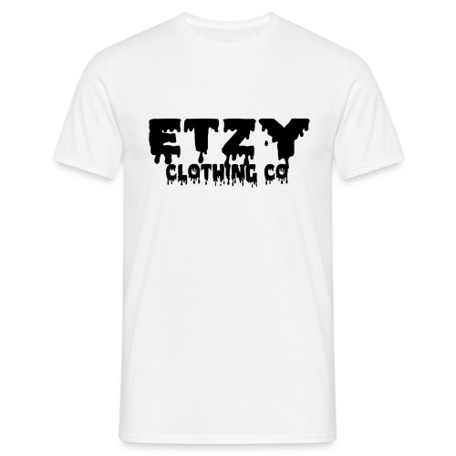 ETZY BASIC - T-shirt Homme
