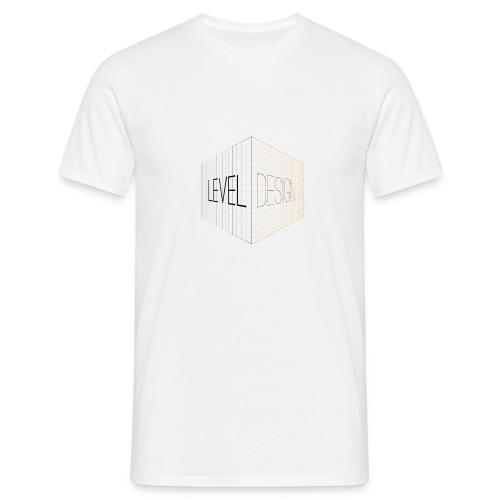 Level Design - Men's T-Shirt