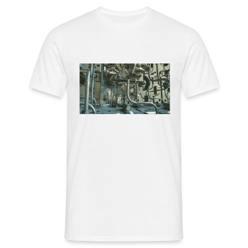 Sience Fiction 2037 - Männer T-Shirt