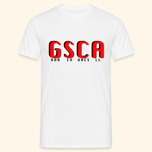 GSCA - Maglietta da uomo