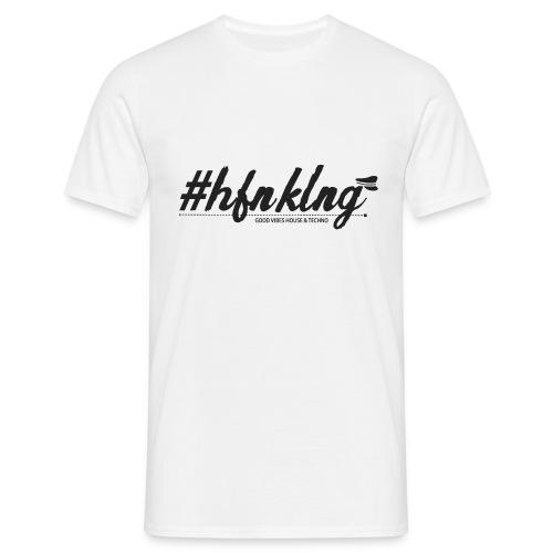 hashtag - Männer T-Shirt