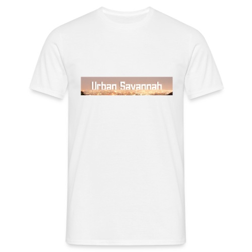 Urban Savannah - Men's T-Shirt