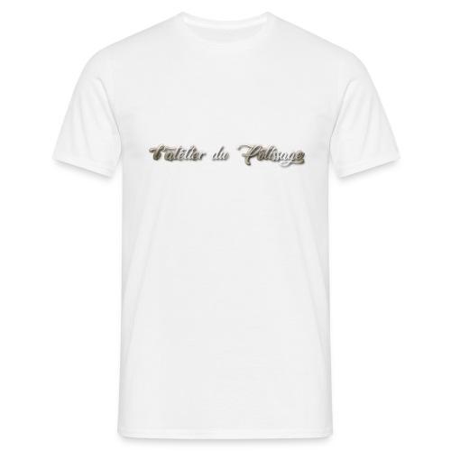 atelierlogo3 1 - T-shirt Homme