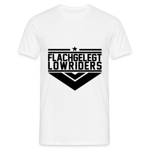 emblem brust - Männer T-Shirt