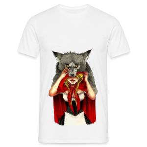 Little Red Riding Hood - Camiseta hombre