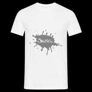 sausig - Mannen T-shirt