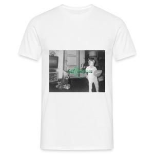 childhood - T-skjorte for menn