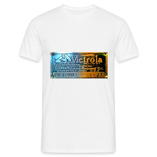 vitrola - Camiseta hombre