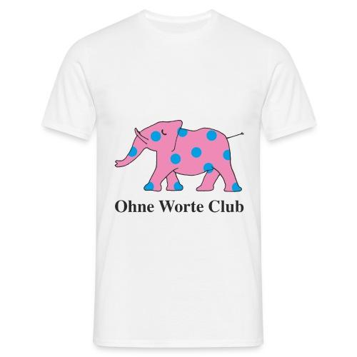 OWC Elefant 1976 - Männer T-Shirt