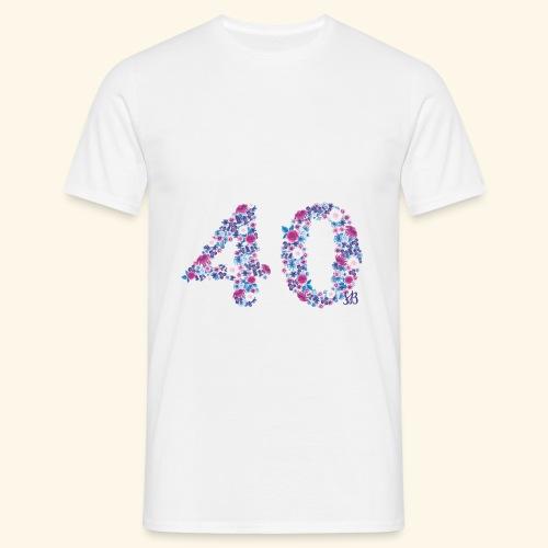 pinks - Männer T-Shirt