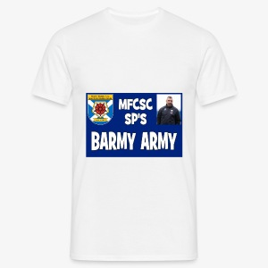 Barmy Army - Men's T-Shirt