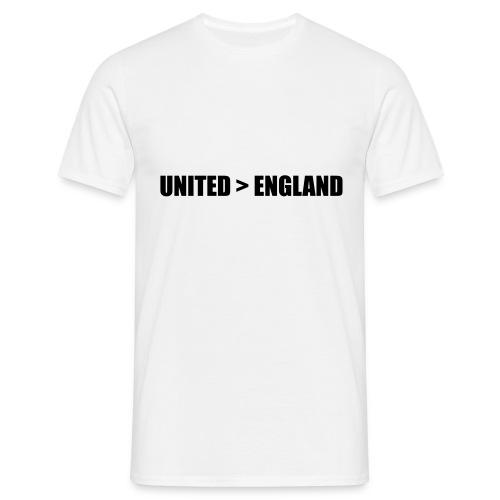 United > England - Men's T-Shirt