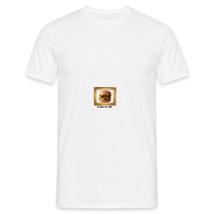 burger bun. - Men's T-Shirt