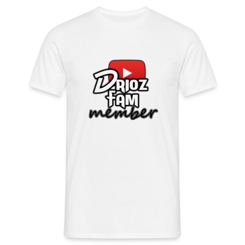 DriozFam Member Merch - Men's T-Shirt