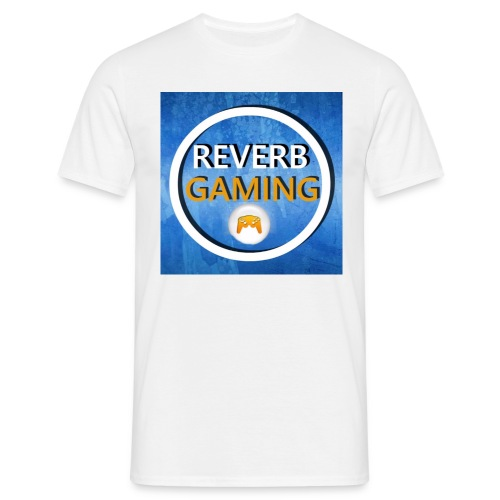 Reverb Gaming - Men's T-Shirt