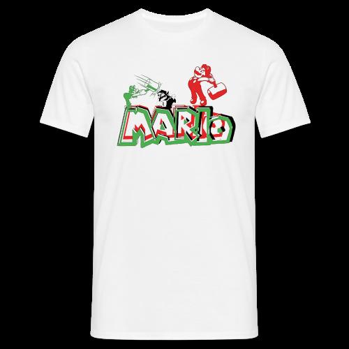 Mario y Luigi - Camiseta hombre
