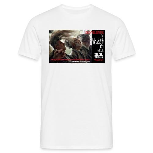 039 desmelénate - Camiseta hombre