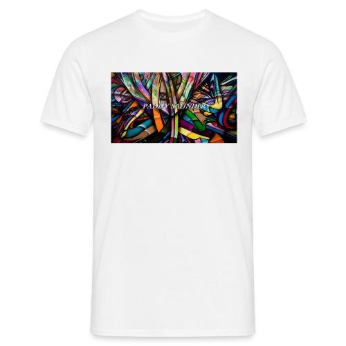 Paddy Saunders - Men's T-Shirt