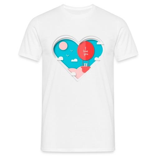 Koszulka miłość 12 - Koszulka męska