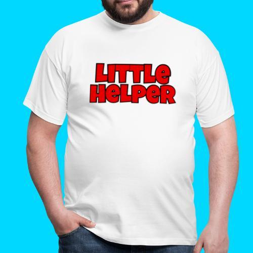 Little Helper - Men's T-Shirt