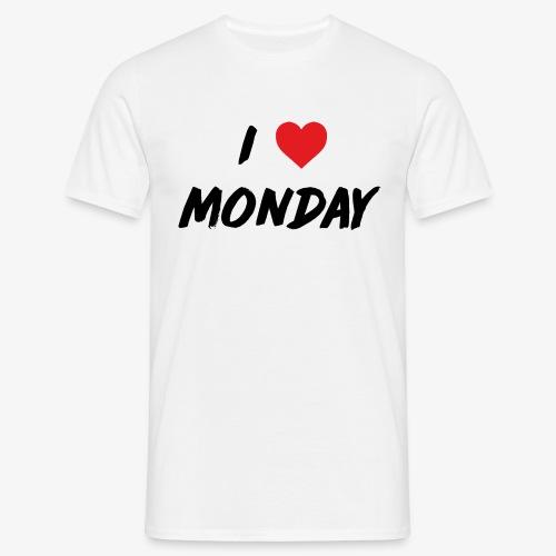 Monday - Maglietta da uomo