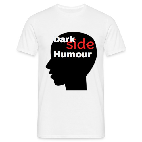 Darkside Humour - Men's T-Shirt