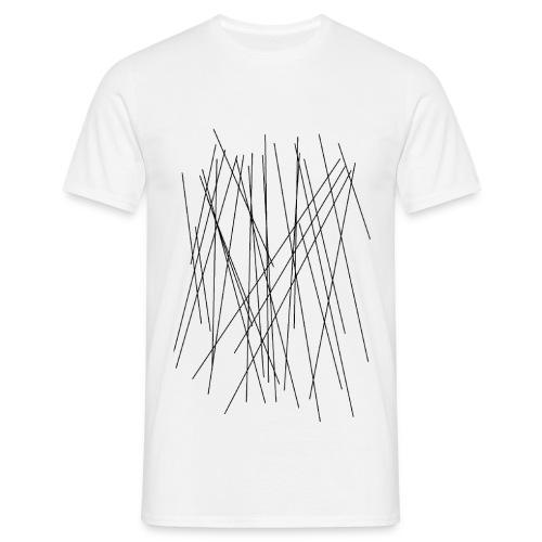 LINES - Männer T-Shirt