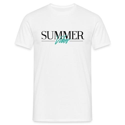 Summer Vibes - Mannen T-shirt