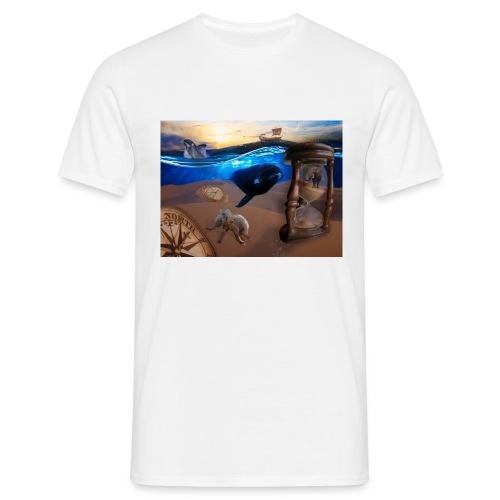 Wodne Przemyślenia - Koszulka męska