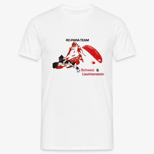 RC-Parateam Schweiz & Liechtenstein - Männer T-Shirt