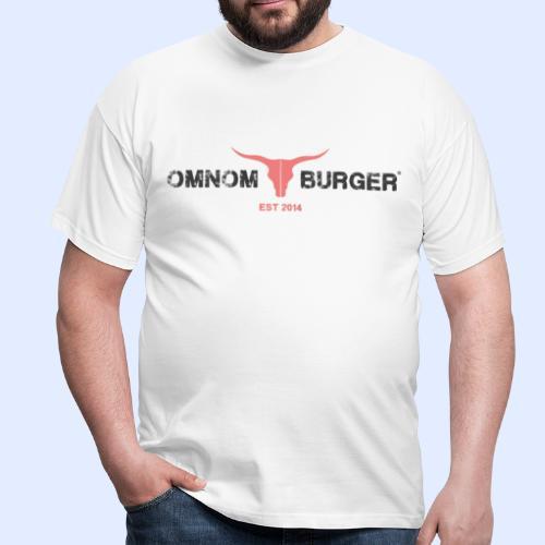 Omnom Burger Classic - Männer T-Shirt
