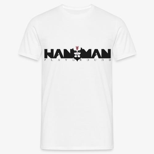 LOGO HANUMAN PLAYGROUND - T-shirt Homme