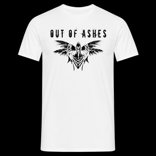 Out Of Ashes White - Männer T-Shirt