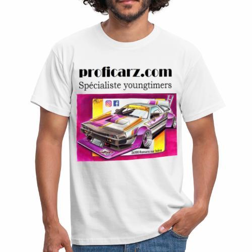 Delorean - T-shirt Homme