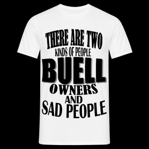 Two Kind of People - T-shirt herr