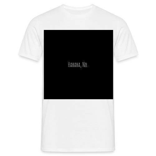 NO - Männer T-Shirt