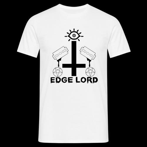 Edge Lord T-shirt - Men's T-Shirt