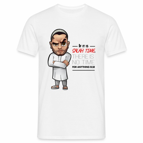 Chibi Salah - Männer T-Shirt