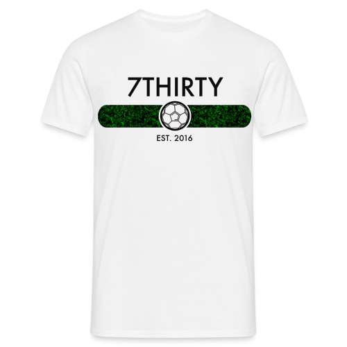 7Thirty Est. 2016 Black - Men's T-Shirt