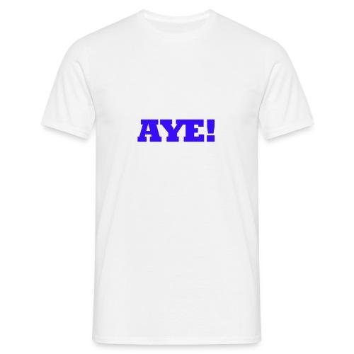 AYE - Men's T-Shirt